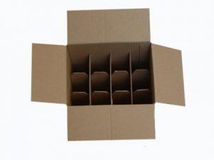 Thùng giấy carton đựng nước mắm
