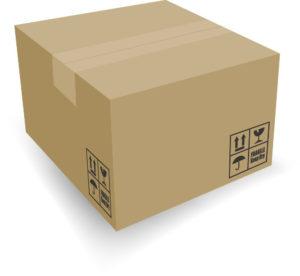 Kích thước thùng carton đi Mỹ
